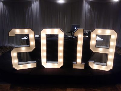 Tornto Marquee Letters