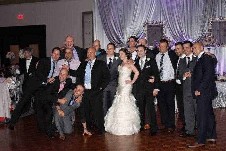 Mississauga Convention Centre Wedding DJ Service