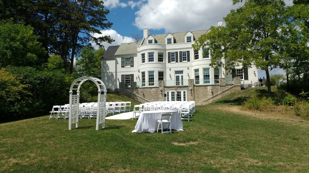 Harding Waterfront Estate DJ Service