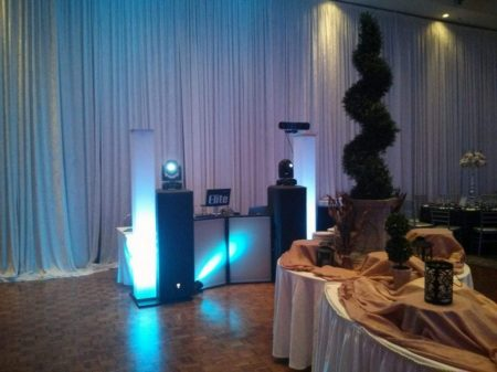 DJ Booth Weddings.